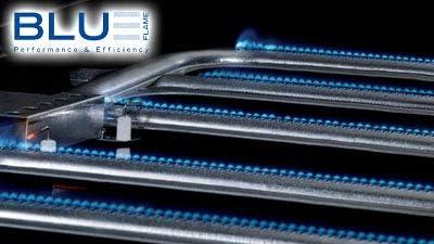 PLANCHA GAZ SUR CHARIOT BLUE FLAME EXB CAMPINGAZ 3000005687