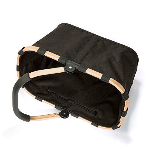 22 black A Centimeters Mano Navy Gold Carrybag spots Blu Bagaglio Frame Reisenthel 48 YA7HnxX