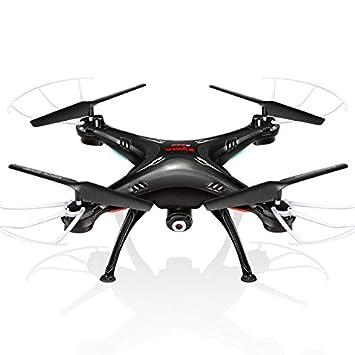 SYMA X5SW - Dron con cámara WiFi en Tiempo Real transfiriendo FPV ...