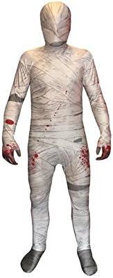 Morphsuits - Disfraz infantil con diseño momia, talla L (KPMUL ...