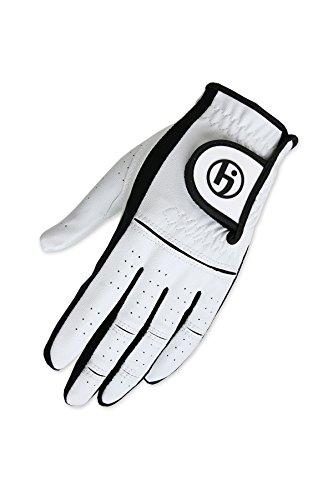 HJ Glove Youth Future Master Golf Glove, Ice Gray, X-Small, Left Hand