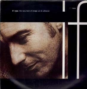 IF I WAS VERY BEST OF LP (VINYL) UK CHRYSALIS 1993