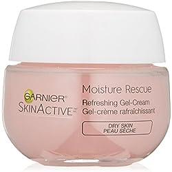 Garnier SkinActive Moisture Rescue Face Moisturizer, Dry Skin, 1.7 oz.