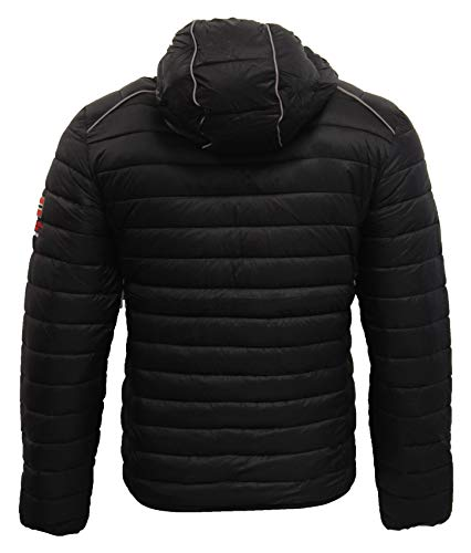 Giacca Uomo Geographical Norway Nero Geographical Norway Giacca Nero Uomo Giacca Geographical Norway d5wEp5