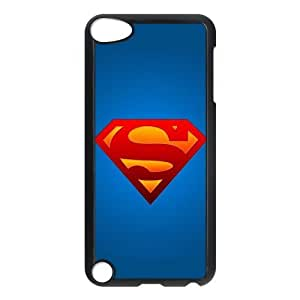 Custom Superman Design Plastic Snap On Case Cover Shell Protector For ipod touch 5 5th