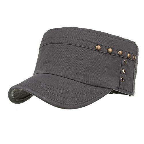 Libre Gorra Aire sombrillas GLLH Sombreros Militar Informal para para hat Plano Sombrero Sombrero E al qin Hombres C xYf4wY6q