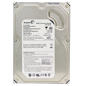 Seagate DB35.2 160GB UDMA/100 7200RPM 2MB IDE Hard Drive