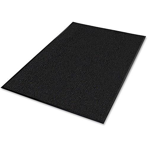 (Guardian 94030535 Platinum Series Indoor Wiper Mat, Nylon/Polypropylene, 36 x 60, Black)