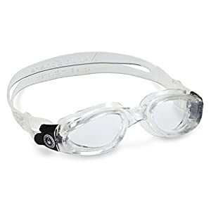 Well-Being-Matters 41Ziep0doDL._SS300_ Aqua Sphere Kaiman Swim Goggle, Made In Italy