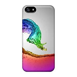 Fashionable Style Case Cover Skin For Iphone 5/5s- Wave