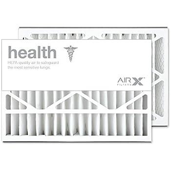 - 20 x 20 x 5 Pleated Air Filter MERV 13 4-Pack Trion Air Bear 266649-103
