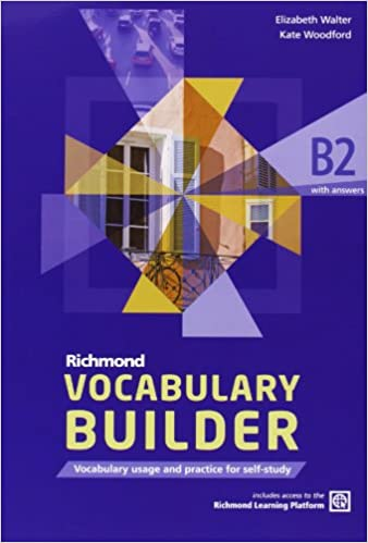 Richmond Vocabulary Builder B2 Student's Book & Answers & Ac