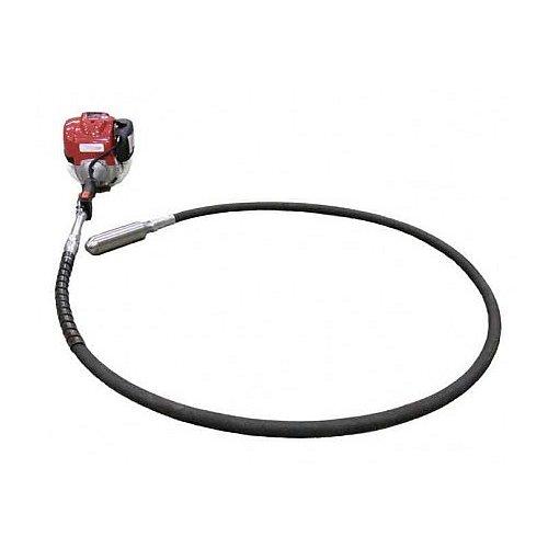 MULTI VIBE HMH41H Gas Concrete Vibrator Power Unit with Included Harness, A 1.5 hp Honda 4-Stroke Motor