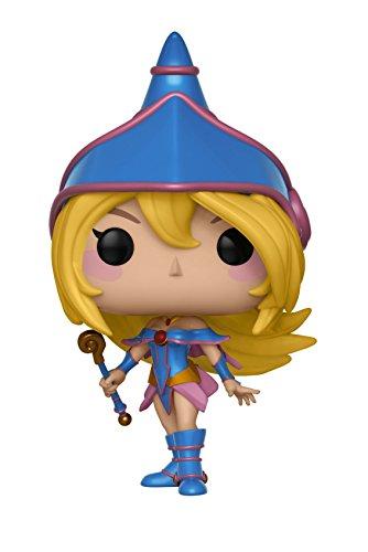 - Funko Pop Animation: Yu-Gi-Oh! - Dark Magician Girl Collectible Figure, Multicolor