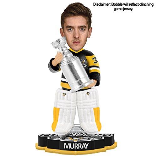 Pittsburgh Penguins Matt Murray 2016 Stanley Cup Champions Bobblehead