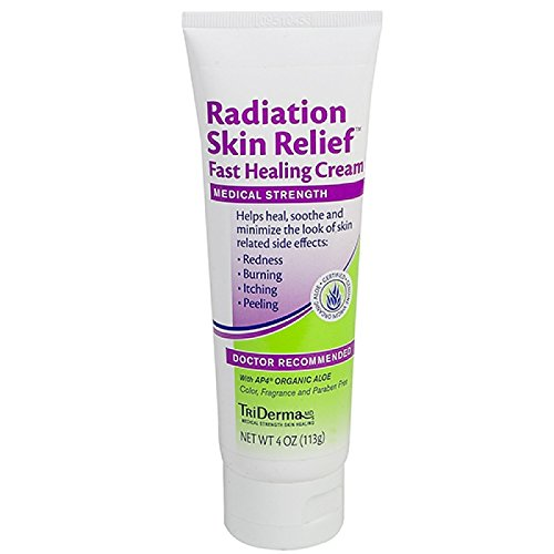 Triderma Radiation Skin Relief, 4 Ounce (Cream For Radiation compare prices)
