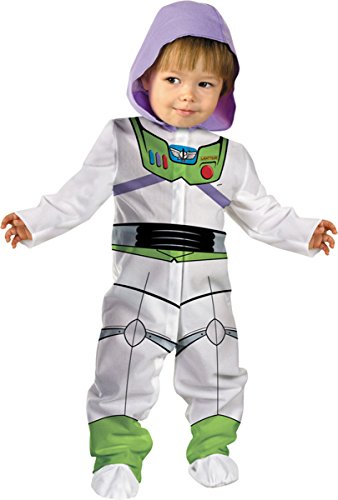 Morris Costumes BUZZ LIGHTYEAR INFANT, 0-9M (Baby Buzz Lightyear)