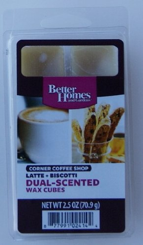 Better Homes and Gardens Corner Coffee Shop Dual-Scent Wax Cubes