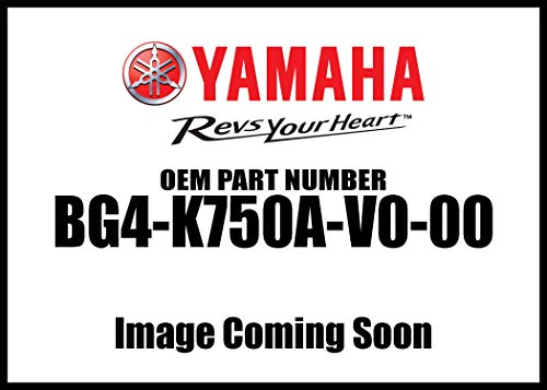 2018-2019 Genuine Yamaha Wolverine X4 Soft Rear Window - BG4K750AV000 ()