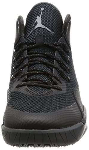 Nike - Sneakers NIKE / JORDAN RISING HIGH, Bianco Black Grey