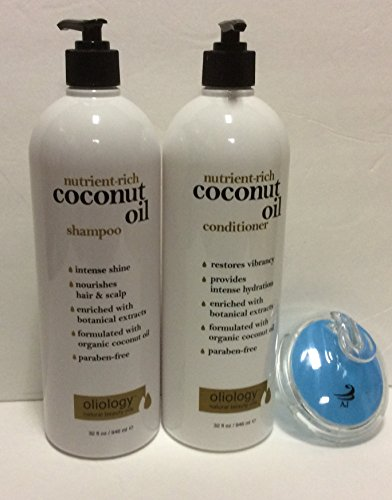 Natural Oliology Organic Coconut Oil Shampoo Reviews