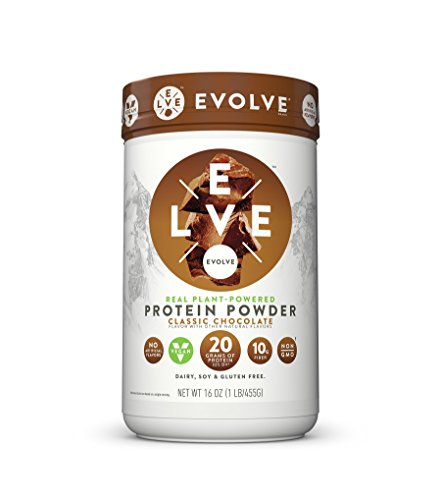 Cheap Evolve Protein Powder, Classic Chocolate, 20g Protein, 1 Pound