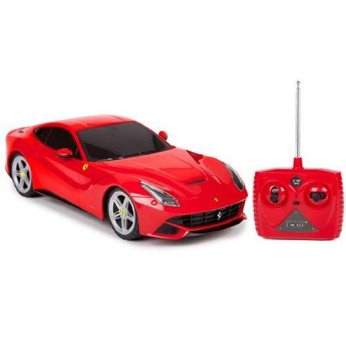 1/18 Scale RC Ferrari F12 Berlinetta Radio Remote Control Sport Racing Car RC by XQ TOYS
