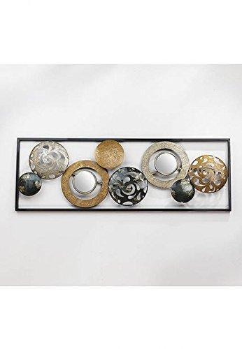 Decorazioni da parete in metallo for Decorazioni a parete