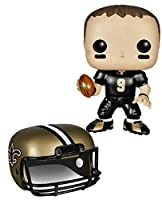 Funko POP NFL: Wave 1 - Drew Brees Action Figures