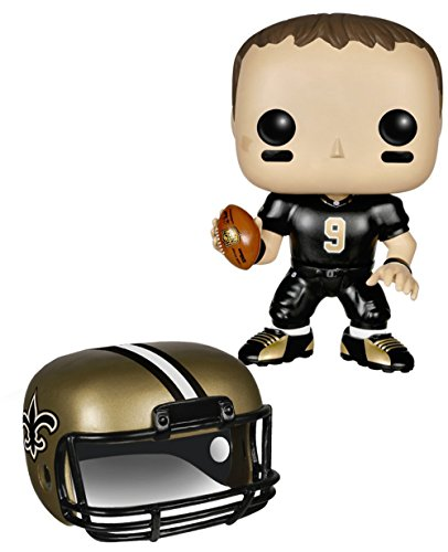 Price comparison product image Funko POP NFL: Wave 1 - Drew Brees Action Figures