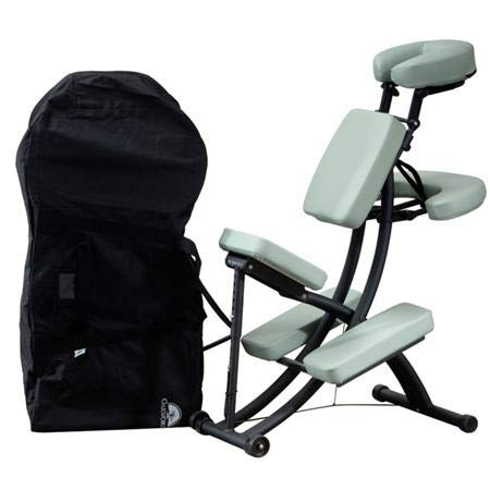 - Portal Pro 3 Massage Chair By Oakworks - Coal