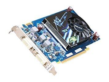 PNY VCG98GTEE1XPB PNY VCG98GTEE1XPB GeForce 9800 GT 1GB 256-bit DDR3 PCI Express 2.0 x16 550 Mhz Core Clock