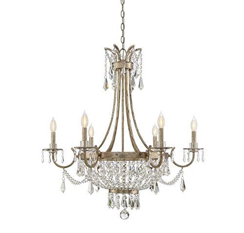 Savoy House Six Light (Savoy House 6 Six Light Chandelier 1-3060-6-60)