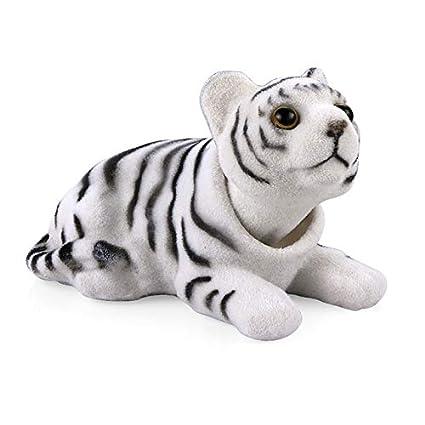 Cute Tiger bobble head Nodding Head