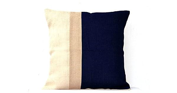 Amazon.com: Amore Beaute Handcrafted Azul Marino Color Block ...