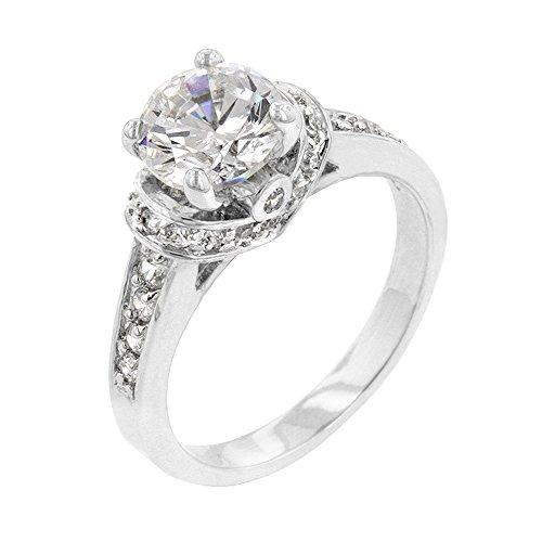 J Goodin Silver Regal Ring Size 10 from JGOODIN