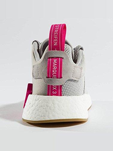 gridos Multicolore Sport Nmd r2 W Femme Adidas rosimp Chaussures gritre De 74a8wcPPq