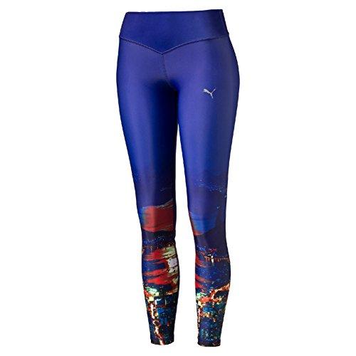 Tights Women Puma Blu Royal For Running rio Shatter Blue qwwESU6