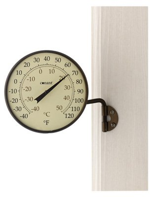 Dial Indoor And Outdoor Thermometer