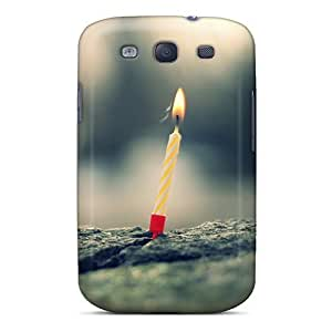 Bernardrmop Snap On Hard Case Cover Each Day Is A Gift Protector For Galaxy S3