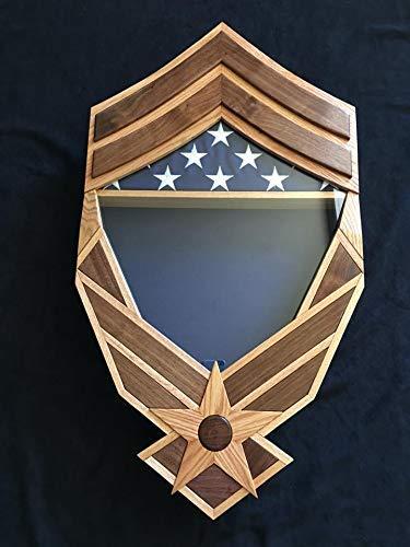 Air-Force-Senior-Master-Sergeant-Chevron-Falcon-Shadow-Box