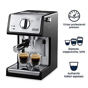 De'Longhi Bar Pump Espresso and Cappuccino Machine by DeLonghi