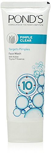 POND'S Pimple Clear Face Wash, 50 gram, India (Best Face Wash In India For Pimples)