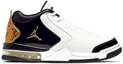 Jordan Chaussures Athlétiques Couleur Noir White Gold Black Taille 46 EU / 12 Us