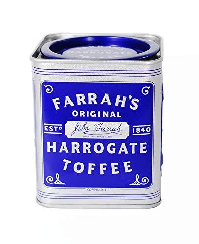 Farrah's of Harrogate Toffee - 200g Tea Caddy