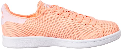 Femme Adidas Stan De Smith Chaussures Tennis Rose Pw0qXOx