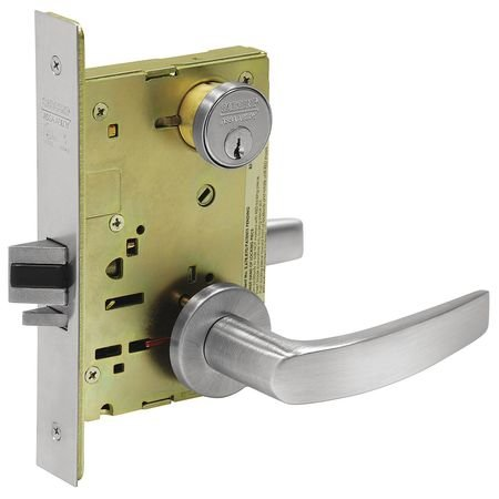 Sargent 8204 LNB 26D Mortise Lock, 9.25