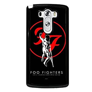 Good Looking Foo Fighters Phone Case Cover for LG G3 Foo Fighters Band Design