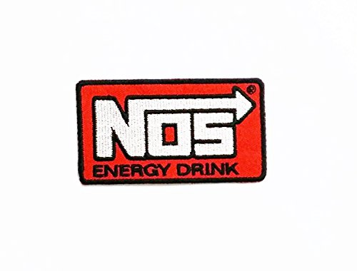Nos Energy Drink Jacket