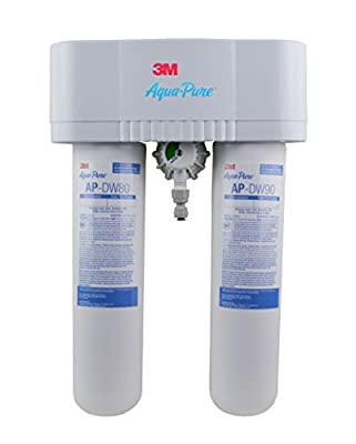 3M Aqua-Pure Under Sink Water Filtration System - Model AP-DWS1000LF